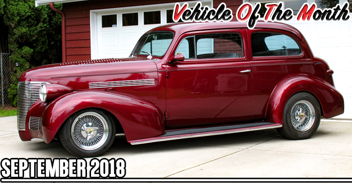 Chevs Of The 40 S 1937 1954 Chevrolet Classic