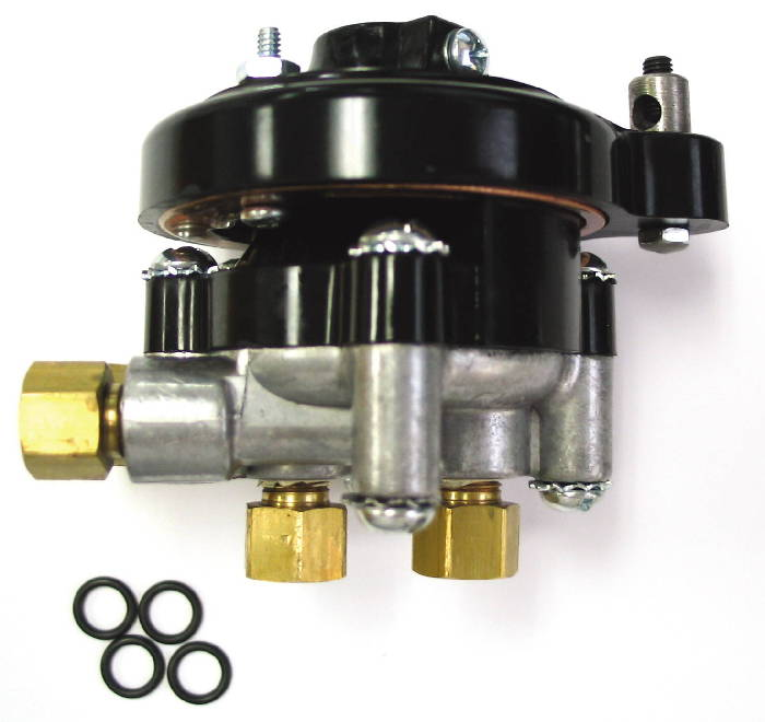 Chevrolet Parts -  Switch - Folding Convertible Top (Solenoid)