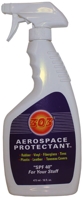 "Parts -  ""303"" Aerospace Protectant ""SPF 40"", 16 Oz. Trigger Sprayer"