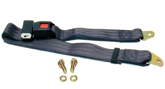 Parts -  Seat Belt -Lap Belt, Non-Retractable