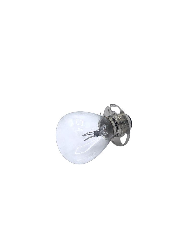 Headlight Bulb 2330 6v Dual Contact 3 Pin Bayonet Photo Main