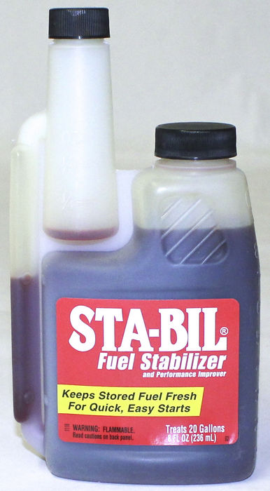 Parts -  Fuel Stabilizer -Reduces Varnish Buildup (Treats 20 Gals.)