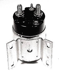 Chevrolet Parts -  Starter Solenoid (54 Dubl-Duti & Hydramatic)
