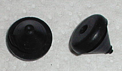 Chevrolet Parts -  Small Rubber Buttons - Side Of Cowl