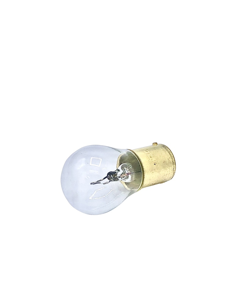 Chevrolet Parts -  Bulb -Dome Light & Stop Light Bulb #87 6v Single Contact (Straight Pins)