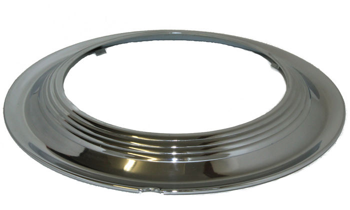 Chevrolet Parts -  Wheel Disc, Inner Ribbed Style -Accessory