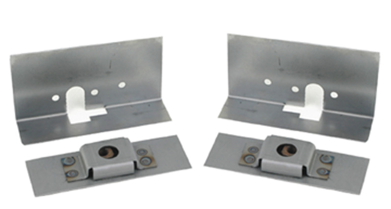 Parts -  Door Latch - Bear Claw Mounting Kit