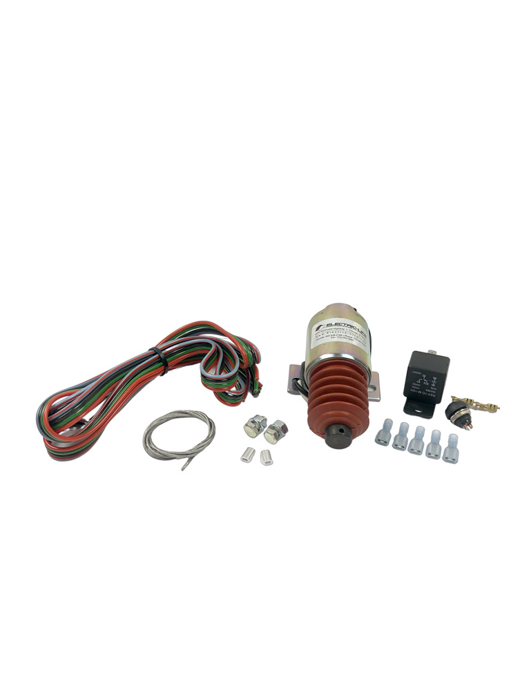 Parts -  Trunk Lock, Power, Electrical Kit