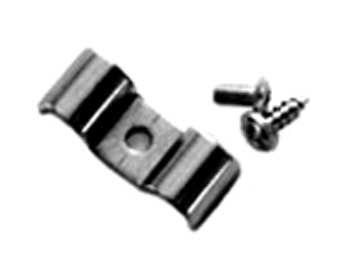 "Parts -  Line Clamps -5/16"" X 5/16"" Double Combination Line Clamp Set Of 6 W/Hardware. Stainless Steel"