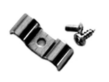 "Parts -  Line Clamps -3/8"" X 3/8"" Double Combination Line Clamp Set Of 6 W/Hardware. Stainless Steel"