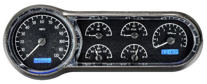 chevy parts instrument gauges dakota digital chevs of the 40s rh chevsofthe40s com Dakota Digital Dash Dakota Digital Speedometer Wiring Diagram