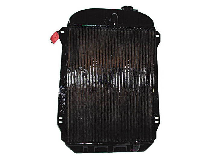 Chevrolet Parts -  Radiator (Copper-Brass), 6 Cylinder, 3 Core