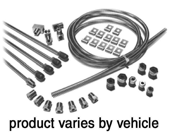 chevy parts  u00bb fuel systems  u00bb fuel lines