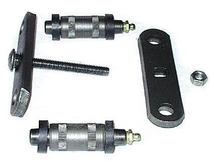 Chevy Parts 187 Shackles Rear 1 2ton Amp 3 4ton