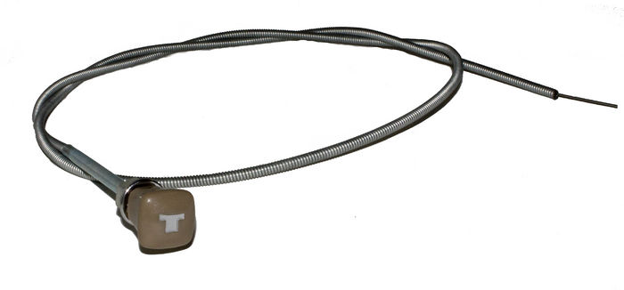 Chevrolet Parts -  Throttle Cable Assembly With Knob