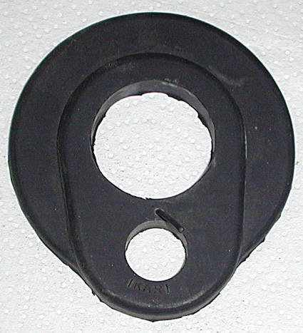 Chevrolet Parts -  Steering Column Grommet At Floor, Column Shift