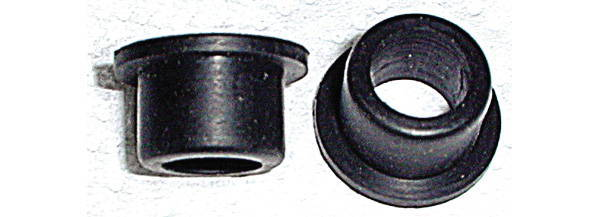 Chevrolet Parts -  Shifter Rod Bushings On Shift Rod Ends (Rubber)