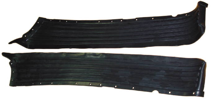 Chevrolet Parts -  Running Board Mat -Rubber (Originally On Master/ Special Deluxe)