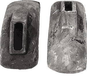 Chevrolet Parts -  Bumper Bracket Grommets -Rear