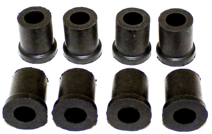 Chevy Parts 187 Cab Mount Rear Rubber Bushings
