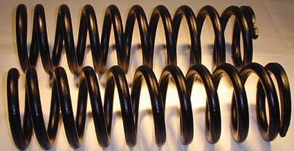 Chevrolet Parts -  Coil Springs - Powerglide & 49-52 Convertible All 53-54