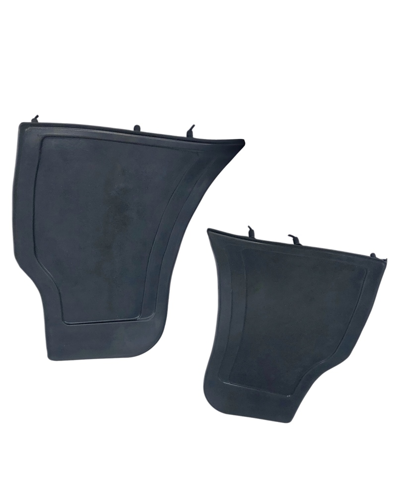 Chevrolet Parts -  Gravel Shields -Rear Fender