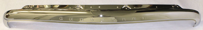 Parts -  Grille Upper Bar, Chrome.