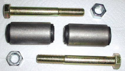 Chevrolet Parts -  Leaf Spring Eye Bushings & Bolts, Front of Rear Leaf