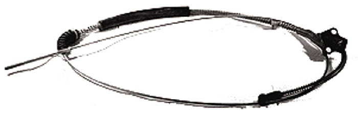 Chevrolet Parts -  Emergency Brake Cable (Takes 2) Reuse Your Clevis