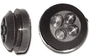 Chevrolet Parts -  Grommet - 4 Holes