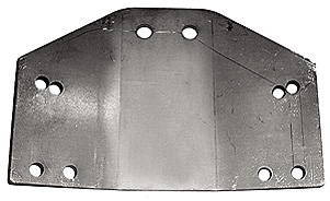 Chevy Parts 187 Transmission Mount Bracket For Turbo 350