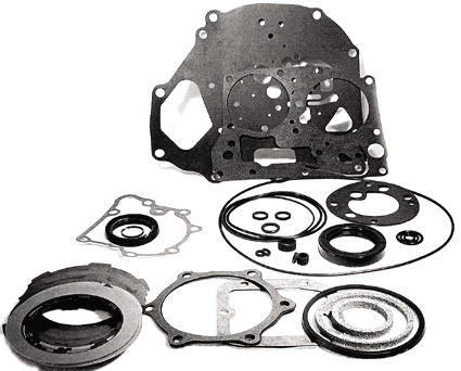 Chevrolet Parts -  Transmission Master Overhaul Kit For Powerglide