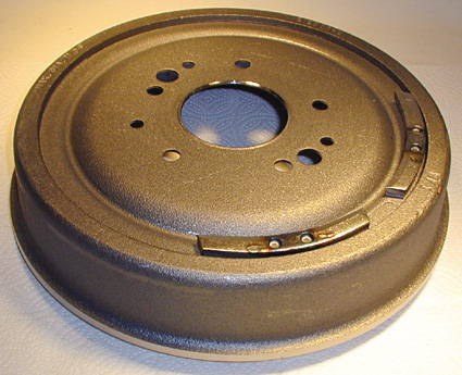 Chevrolet Parts -  Brake Drum -Front Or Rear
