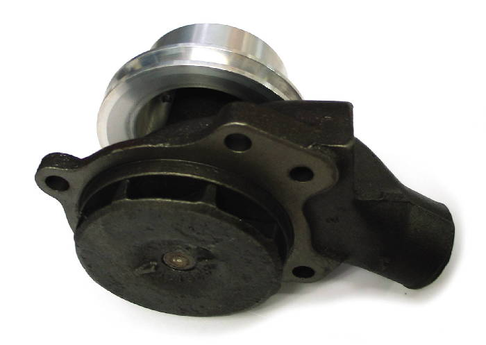 Chevy Parts 187 Water Pump Short Shaft W Cast Iron Pulley