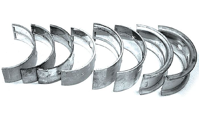 Chevrolet Parts -  Main Bearings 1937-39 - Choose .002, .010, .020, .030, .040, .060 Or .075 Under