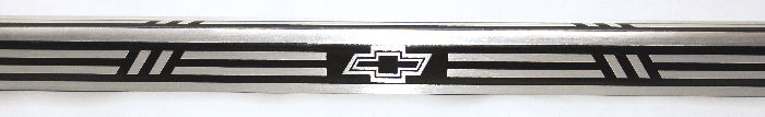 Chevrolet Parts -  Sill Plates -Aluminum (Trim To Fit)