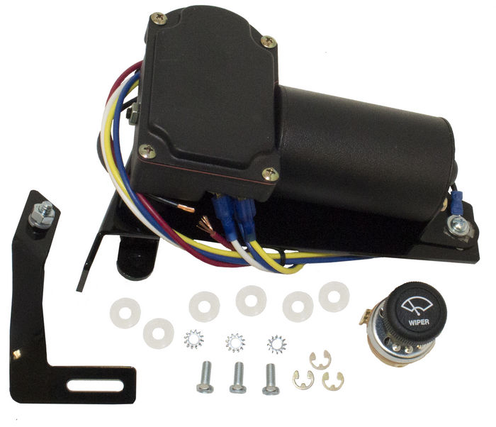 chevy parts wiper electric wiper chevs of the 40schevrolet parts windshield wiper motor 12v, 2 speed with park position