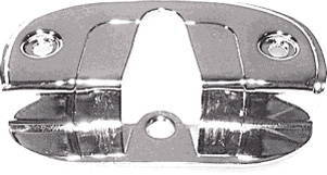 Chevrolet Parts -  Door Dovetail Cap On Door Jamb, Chrome