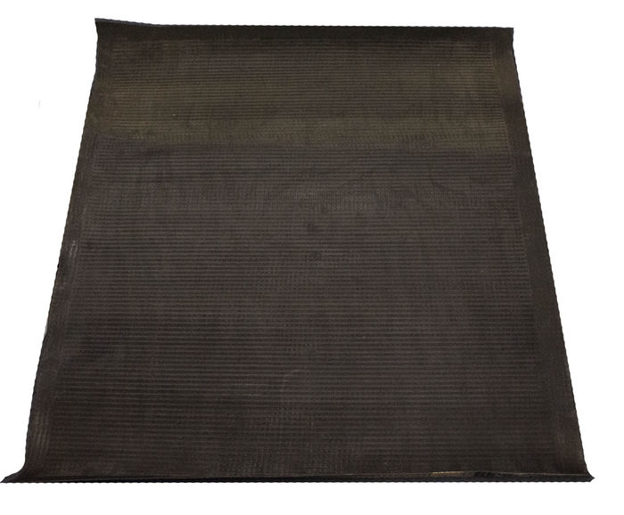 Chevrolet Parts -  Trunk Mat - Coupe (Except Bus Coupe) Black