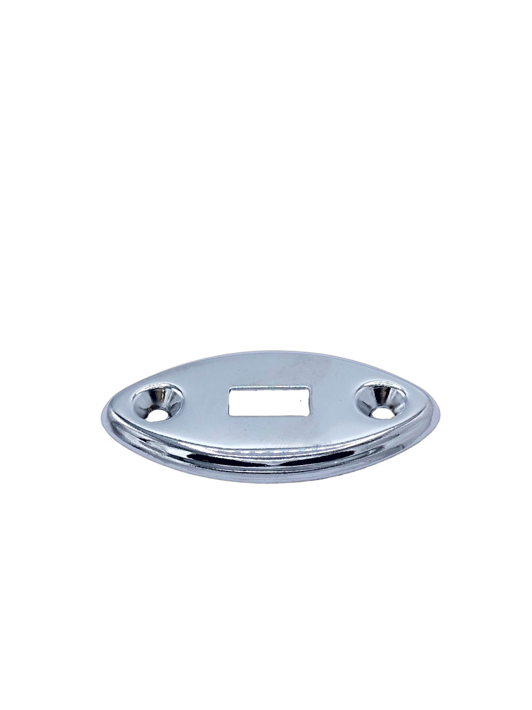 Chevrolet Parts -  Dome Light Chrome Bezel,  -For Slide Switch