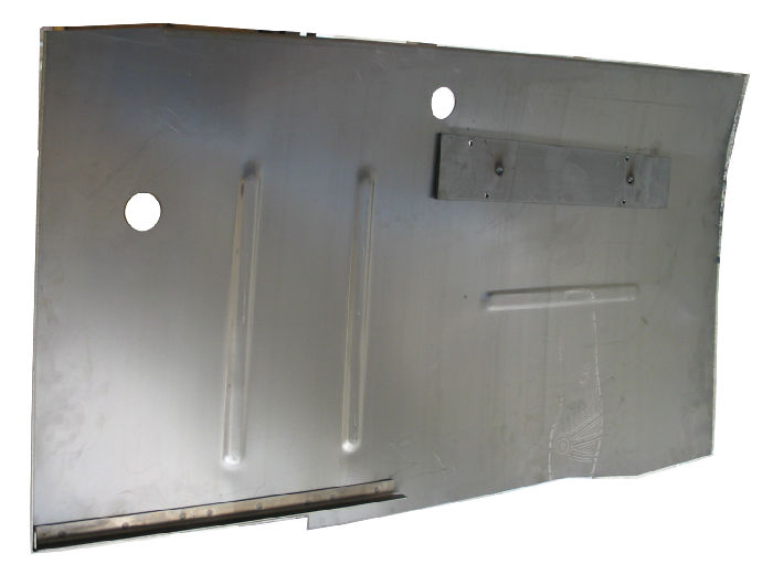 Chevy Parts 187 Floor Repair Panel Fabricated Left Front