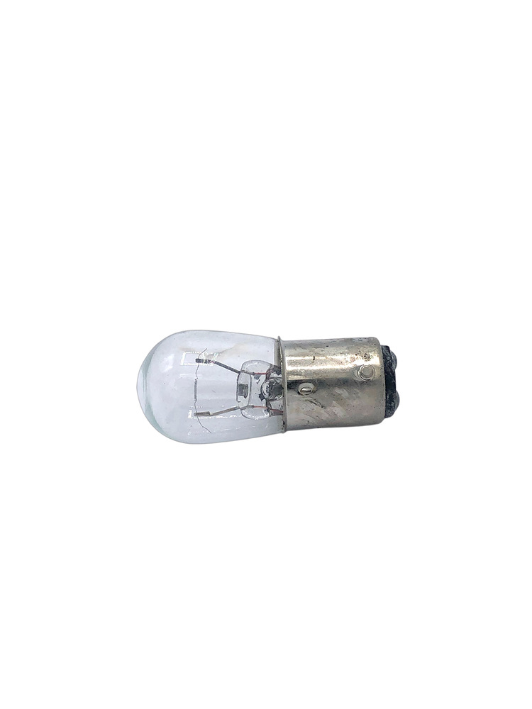 Chevrolet Parts -  Bulb -Dome Lamp Bulb #210 6v Dual Contacts (Straight Pins)