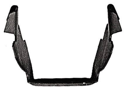 Chevrolet Parts -  Garnish Moulding, U-Clip  -Garnish Moulding Support