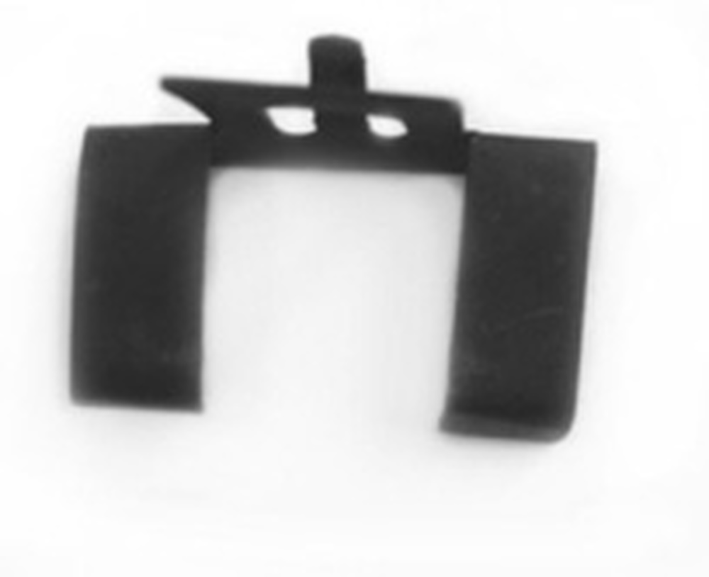 Chevrolet Parts -  Moulding Clips - Back Glass Reveal Moulding Hardtop - Lower (Requires 8)