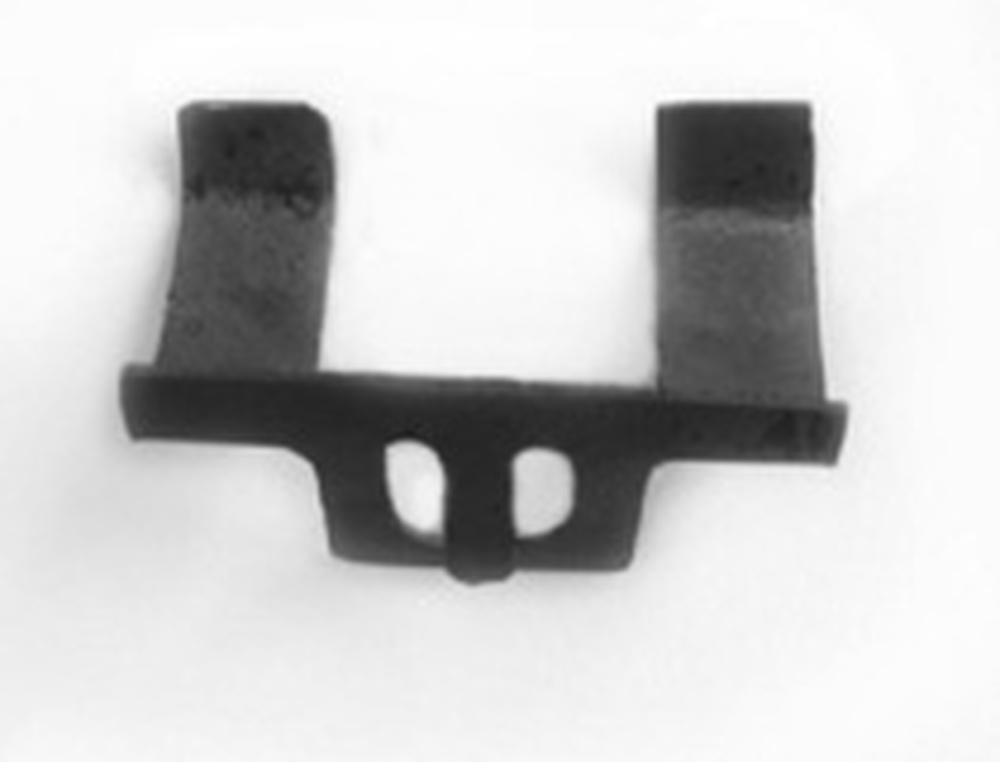 Chevrolet Parts -  Moulding Clips - Back Glass Reveal Moulding Hardtop - Upper (Requires 12)