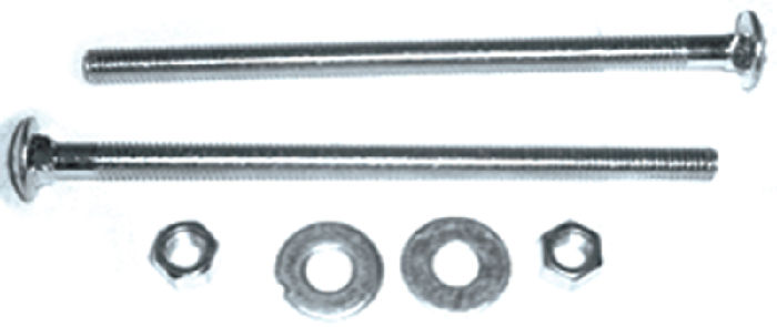 Chevrolet Parts -  Radiator Core Support To Frame -Bolt Kit