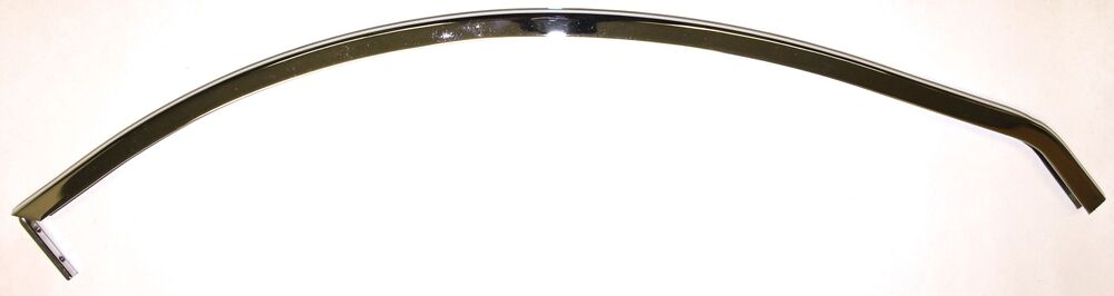 Chevrolet Parts -  Window Frame, Chrome - Right Quarter Upper For Convertible