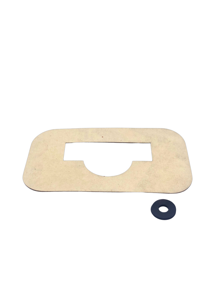 Chevrolet Parts -  Windshield Wiper Motor Gasket -Wiper Motor To Firewall