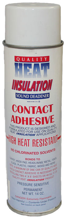 Parts -  Adhesive Heavy Duty (Spray Can)