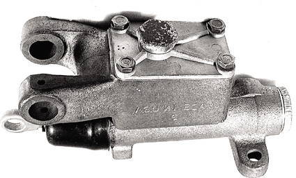 Chevrolet Parts -  Brake Master Cylinder Chevy '37-39 Re-Sleeved & Rebuilt ($50 Core)